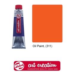 Краски масляные, Art Creation, Royal Talens, (40 мл), Киноварь (311)