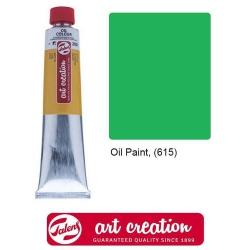 Краски масляные, Art Creation, Royal Talens, (40 мл), Изумрудный зеленый (615)
