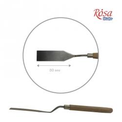 Мастихин ROSA Studio 11919 прямоугольный, длина 8см