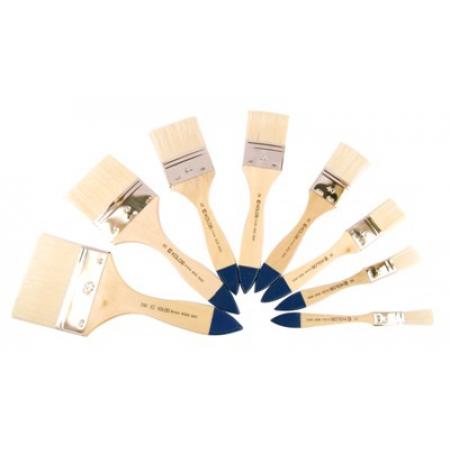 Щетина флейц, Wide 8043, (размеры 15, 20, 30, 40, 50, 60, 80, 100)