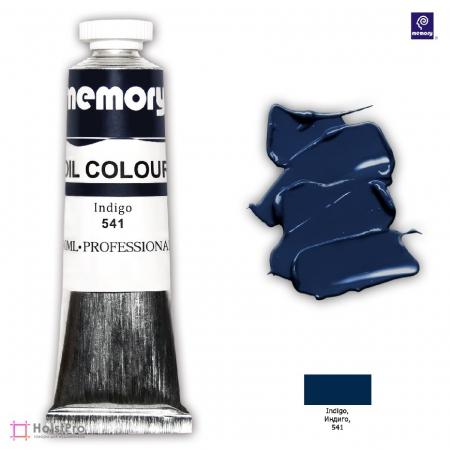 Масляная краска Memory professional, Индиго, 50 мл