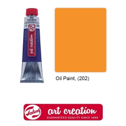 Краски масляные, Art Creation, Royal Talens, (40 мл), Желтый темный (202)