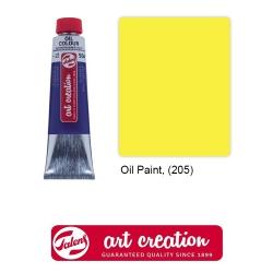 Краски масляные, Art Creation, Royal Talens, (40 мл), Лимонно-желтый (205)