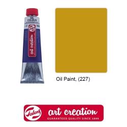 Краски масляные, Art Creation, Royal Talens, (40 мл), Охра желтая (227)