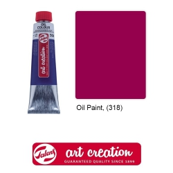 Краски масляные, Art Creation, Royal Talens, (40 мл), Карминовый (318)