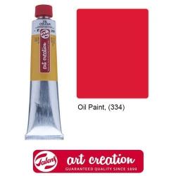 Краски масляные, Art Creation, Royal Talens, (40 мл), Скарлет красный (334)