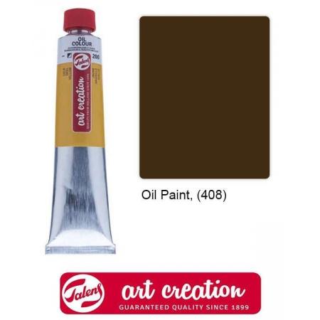 Краски масляные, Art Creation, Royal Talens, (40 мл), Умбра натуральная (408)