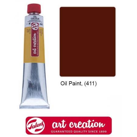 Краски масляные, Art Creation, Royal Talens, (40 мл), Сиена жженая (411)