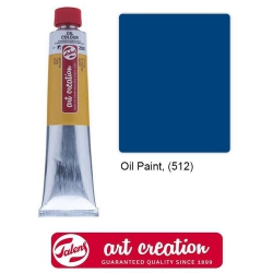 Краски масляные, Art Creation, Royal Talens, (40 мл), Кобальт синий (ультрамарин) (512)
