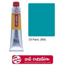 Краски масляные, Art Creation, Royal Talens, (40 мл), Бирюзовый синий фталовый (565)