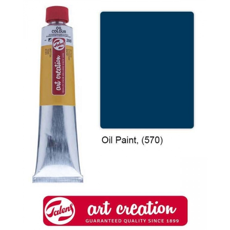 Краски масляные, Art Creation, Royal Talens, (40 мл), Синий ФЦ (570)