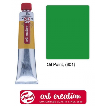 Краски масляные, Art Creation, Royal Talens, (40 мл), Зеленый светлый (601)
