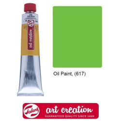 Краски масляные, Art Creation, Royal Talens, (40 мл), Желтовато-зеленый (617)