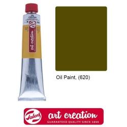 Краски масляные, Art Creation, Royal Talens, (40 мл), Оливковый зеленый (620)