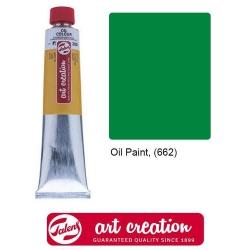 Краски масляные, Art Creation, Royal Talens, (40 мл), Перм. зеленый (662)