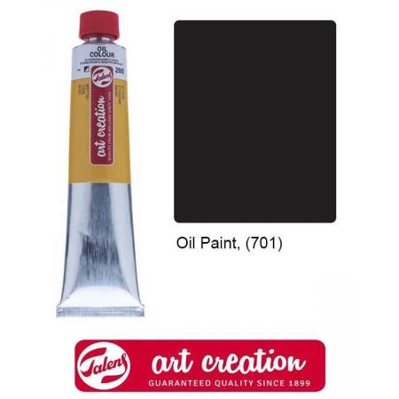 Краски масляные, Art Creation, Royal Talens, (40 мл), Черная слоновая кость (701)