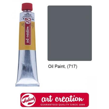 Краски масляные, Art Creation, Royal Talens, (40 мл), Холодный серый (717)