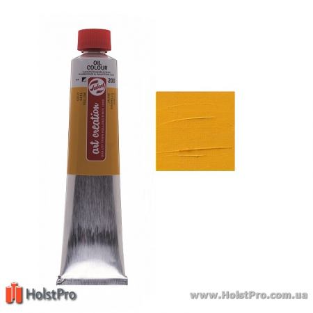 Краски масляные, Art Creation, Royal Talens, (200 мл), Желтый (200)
