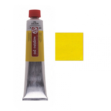 Краски масляные, Art Creation, Royal Talens, (200 мл), Лимонно-желтый (205)