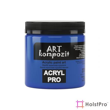 Краска акриловая, Кобальт синий светлый, 430 мл, Art Kompozit