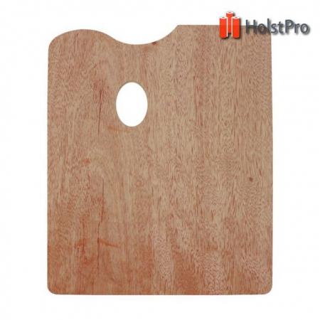 Палитра деревянная, прямоугольная, 25х30см., (толщина 5мм.), D.K.ART § CRAFT