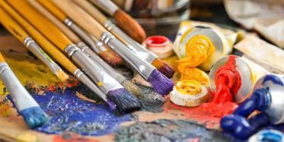 Набор художника на HolstPro