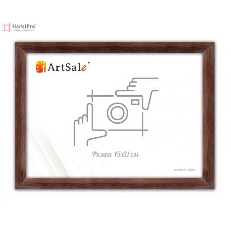Фоторамка 15х21 см, дерево ТМ АртСейл Art: FF141733-1