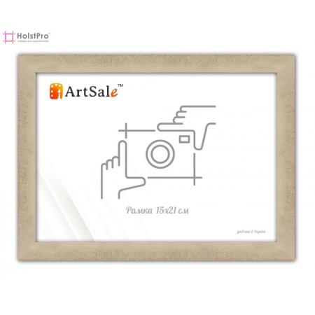 Фоторамка 15х21 см, античное золото ТМ АртСейл Art: FF1611507-1