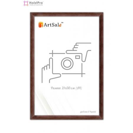 Рамка для диплома А4 дерево ТМ АртСейл Art: FF141733-2