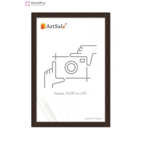 Рамка для диплома А4 дерево ТМ АртСейл Art: FF161116-2