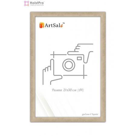 Рамка для диплома А4 античное золото ТМ АртСейл Art: FF1611507-2