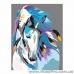 """Картины по номерам, акриловая живопись по номерам, """"Indian horse"""""""