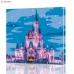 """Картина по номерам """"Сказочный замок"""" PBN0003, размер 30х30 см"""