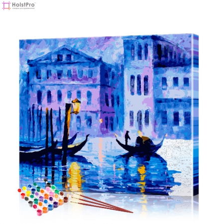 "Картина по номерам ""Венеция"" PBN0044, размер 40х40 см"