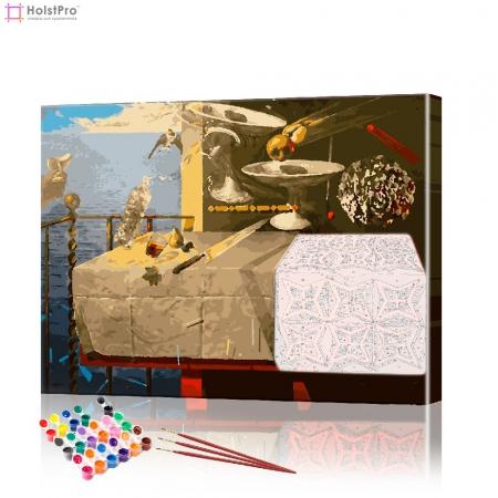 "Картина по номерам ""Дали"" PBN0106, размер 40х50 см"