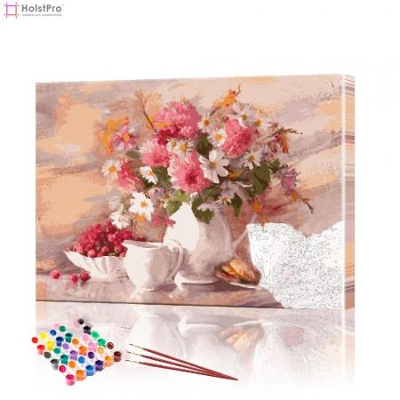 "Картина по номерам ""Кухонный натюрморт"" PBN0144, размер 40х50 см"