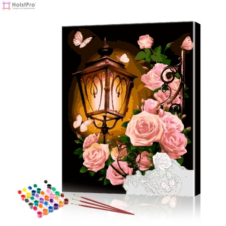 "Картина по номерам ""Полет бабочек"" PBN0168, размер 40х50 см"