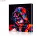 "Картина по номерам ""Дарт Вейдер Поп-Арт"" PBN0291, размер 40х50 см"