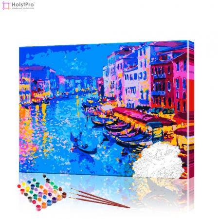 "Картина по номерам ""Красочная Венеция"" PBN0333, размер 40х50 см"