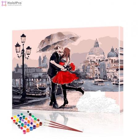 "Картина по номерам ""Влюбленная пара"" PBN0341, размер 40х50 см"