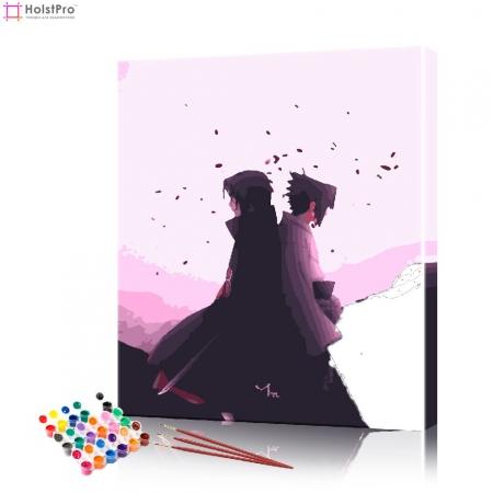 """Картина по номерам """"Аниме #1"""" PBN0996, размер 40х50 см"""