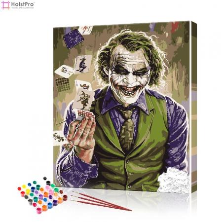 "Картина по номерам ""Джокер"" PBN1200, размер 40х50 см"