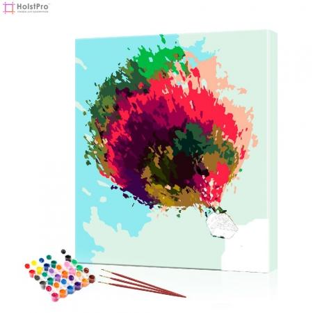 "Картина по номерам ""Воздушный шар"" PBN0543, размер 40х50 см"