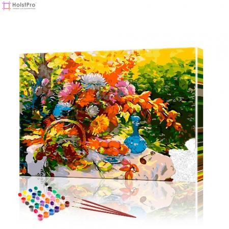 "Картина по номерам ""Летний натюрморт"" PBN0745, размер 40х50 см"