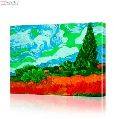 """Картина по номерам """"Ван Гог"""" PBN0486, размер 40х50 см"""