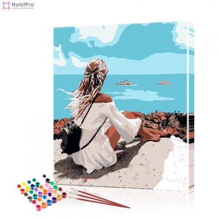 """Картина по номерам """"Мечта"""" PBN0839, размер 40х50 см"""