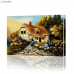 """Картина по номерам """"Сказочный домик"""" PBN0204, размер 40х60 см"""