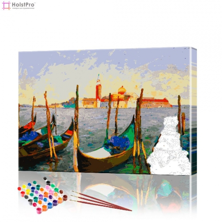 "Картина по номерам ""Венеция"" PBN0389, размер 40х60 см"