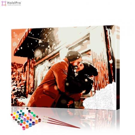 "Картина по номерам ""Влюбленная пара"" PBN0428, размер 40х50 см"