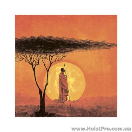 "Салфетки для декупажа, ""African Sunset"""